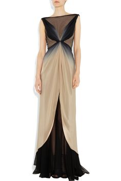 Zac Posen - It looks like a gothic butterfly.