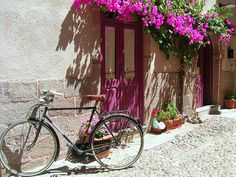 In via Bonaria a #Bosa #Sardinia #Sardegna