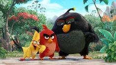 Ver Angry Birds, la película (2016) online