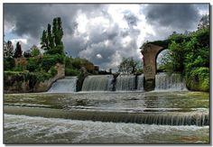 Waterfall a Pontevecchio