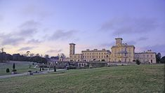 Osborne House -  Osborne House is a former royal residence in East Cowes, Isle of Wight, UK. The house was built between 1845 and 1851 for Queen Victoria and Prince Albert as a summer home and rural retreat. Prince Albert designed the house himself in the style of an Italian Renaissance palazzo. The builder was Thomas Cubitt, the London architect and builder whose company built the main façade of Buckingham Palace for the royal couple in 1847.