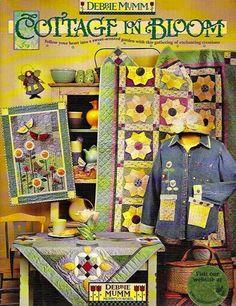 Cottage In Bloom - 2Tatyana-patch Karabanova - Picasa Web Albums