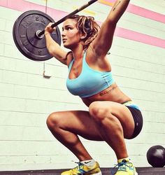 overhead squats #crossfit #fitspo