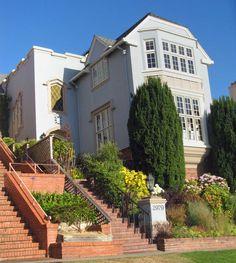 St.+Francis+Wood | San Francisco Photo Blog: Sea Cliff and St. Francis Wood Neighborhoods