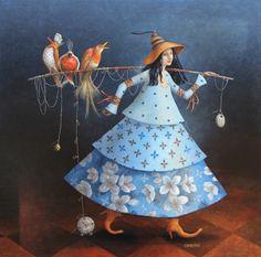 Pinzellades al món: Realitat i somnis: il·lustracions de Catherine Chaloux / Realidad y sueños: ilustraciones de Catherine Chaloux
