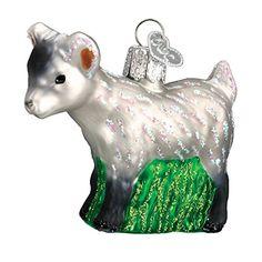 Old World Christmas Pygmy Goat Glass Blown Ornament Old W... https://www.amazon.com/dp/B002C8LU4S/ref=cm_sw_r_pi_dp_x_wQrdybFHF80Q0