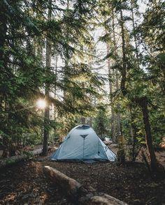 / camping