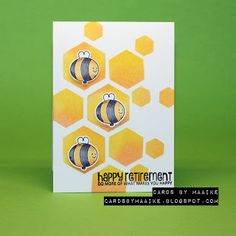Cards by Maaike: Clearly Besotted Month #14 Best Balloons, with video