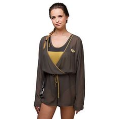 Star Trek:TNG Cover-Up Romper | ThinkGeek