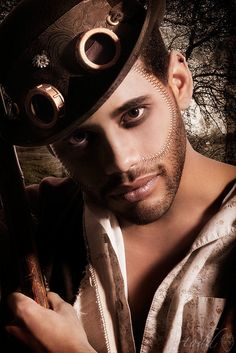 Steampunk Style - Oz by rtoddphoto, via Flickr Photographer: R. Todd Fleeman Hair and Make Up: George Deavours Wardrobe and Photographer's Asst: Larry Dean Davis Model: Colin Michael James-Sarner as The Scarecrow