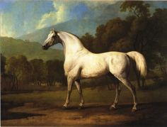 George Stubbs painting.  Love his work