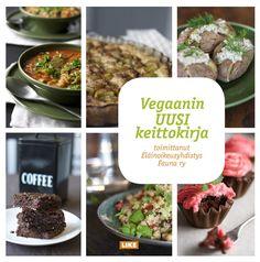 vegaani keittokirja - Google-haku