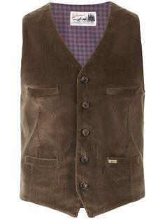 Versandkostenfrei bei LIMBERRY bestellen. Vests, Sweaters, Fashion, Fashion Styles, Dark Brown, Dirndl, Get Tan, Moda, Sweater