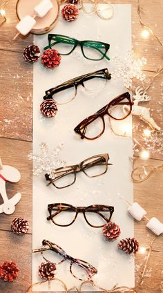 One of the best sites to buy new eyeglasses. They let you upload a picture of your face to virtually try them on. So cool! Save $50 on your first pair.