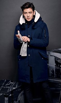 AD HOC Winter Ads Feat. Ji Chang Wook