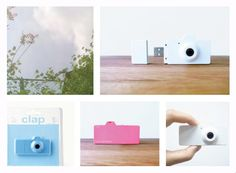 takes photos, records videos, functions as usb and uber cute, what more can i ask for?