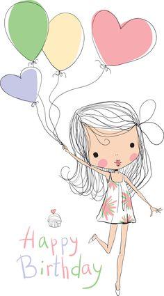 ┌iiiii┐ Feliz Cumpleaños - Happy Birthday!!! #compartirvideos #videowhatsapp #imagenesdivertidas                                                                                                                                                      More