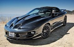 PONTIAC TRANSAM MUSCLE CAR...