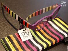 Gafas y Estuche PUPILA colores