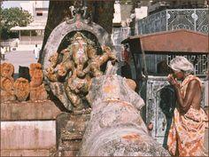 Ganesha ist der beliebteste Gott der Hindus.