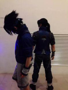 Sasuke, Itachi