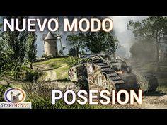 """Battlefield 1 Nuevo modo de Juego """"Posesión"""" y Modo Dominación"""