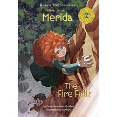 Merida 2 The Fire Falls Book Chapter BooksThe IndependentDisney