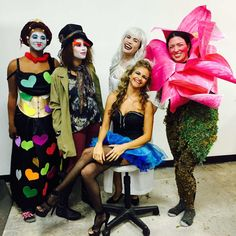 Happy Friday!🙌  Our #hihollywood Campus had an incredible Alice in Wonderland Showcase today😱These were some of the amazing creative characters designed by our talented students🌺💙  #hi #hibc #hollywoodinstitute #hijourney #beauty #beautyschool #cosmetology #hairstylist #hairstyle #hair #makeup #mua #makeupoftheday #motd #look #lookoftheday #glam #aliceinwonderland
