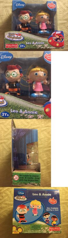Little Einsteins 158766: Fisher Price Disney S Little Einsteins - Leo And Annie Figures - New -> BUY IT NOW ONLY: $80 on eBay!