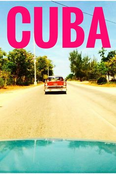 Cruising around Holguin, Cuba in classic American cars. Click for more photographs.  Cuba travel tips | Classic cars | Vintage cars | Socialism | Street photography | What to do in Cuba | Holguin | Culture in Cuba | Caribbean travel