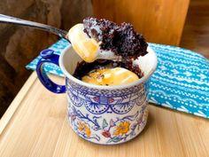 Food network recipes 168603579789192205 - Chocolate Caramel Mug Cake Recipe The Pioneer Woman, Pioneer Women, Pioneer Girl, Mug Recipes, Cake Recipes, Dessert Recipes, Recipies, Steak Recipes, Dessert Ideas