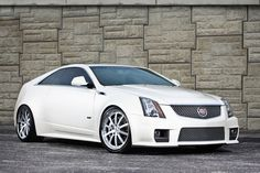 Cadillac CTSV.... Yes please