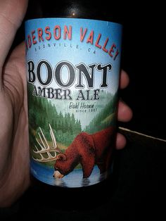 Anderson Valley - Boont Amber Ale