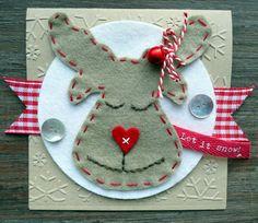 Kerst creatief - BloGbloM: kerst - Christmas creative