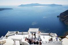 ギリシャの結婚式