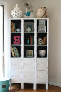Lockers - play room/office/homeschool room