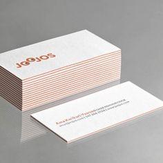 JooJos business cards