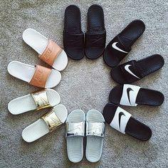 Slippers nesse estilo estão mega em alta e além de sempre uma gracinha são bem estilosos!