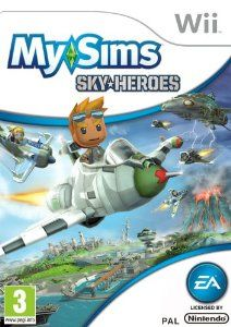 My Sims - Skyheroes (Wii): Amazon.co.uk: PC & Video Games