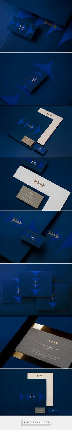 Acadio International Trading Company Branding by Human | Fivestar Branding Agency – Design and Branding Agency & Curated Inspiration Gallery #design #designideas #designinspiration #branding #identity