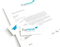 Branding | FlyMania Design Campaign, Behance, Personal Branding, Good People, Graphic Design, Personalized Items, Personal Identity, Visual Communication
