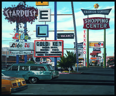 Photorealistic Paintings of Disappearing Americana