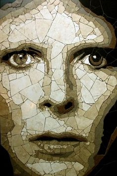 UK #mosaic portrait artist Ed Chapman to exhibit at London's Playboy Club.