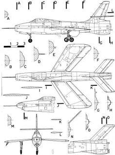 Republic F-91 Thunderceptor