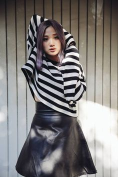 Lee Sung Kyung, Still Love Her, Losing A Child, Girls Be Like, Girl Photography, Asian Woman, Ulzzang, Leather Skirt, Girl Fashion
