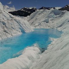Glaciar Perito Moreno in El Calafate, Santa Cruz