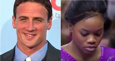 The way Americans treat Lochte compared to how they treat Gabby Douglas is why Trump is still at 40%