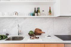 Kök marmor Inredning Hammarbyterrassen 7 | Fantastic Frank