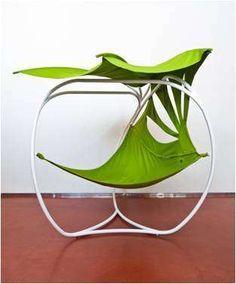 diy leaf chair hammock