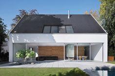 Stylish contemporary Düsseldorf House by Wannenmacher & Möller architects